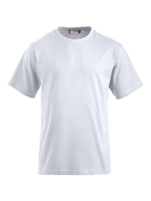Classic T-shirt vit xxxl