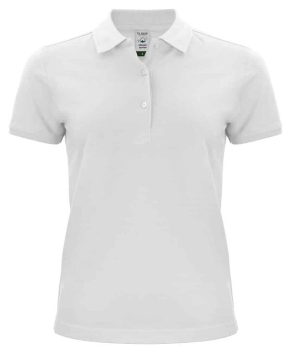 Classic OC Polo Ladies Hvid XXL