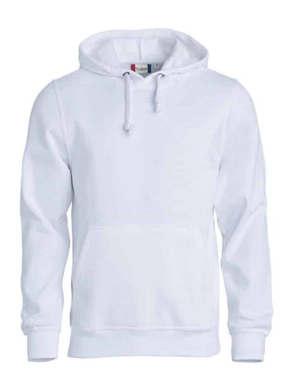 Clique Basic Hoody Hvid 3XL