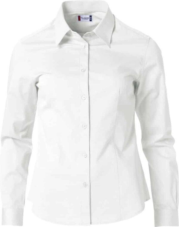 Clare Dameskjorte Hvid XXL